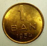 2.401 ROMANIA RPR 1 BAN 1954 XF/AUNC