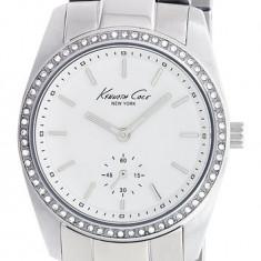 Kenneth Cole KC4722 ceas dama nou 100% original. Garantie. Livrare rapida, Casual, Quartz, Otel