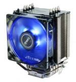 Cooler CPU Antec A40 Pro, Iluminare LED Albastru (Negru)