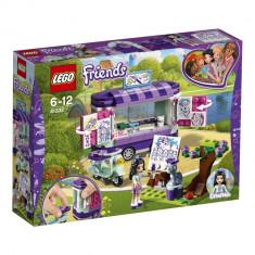 LEGO Friends, Standul de arta al Emmei 41332