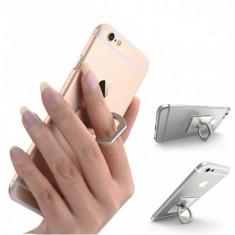 Suport pentru telefon, Cu inel, Alb, C161