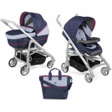 Carucior 2 in 1 Duo Love Up EARL GREY, Chicco