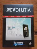 Revolutia telefoanelor mobile / ipod , DVD Discovery, Romana