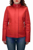 Geaca dama, din poliamida, marca Geox, cod W8220T F7162-05, culoare rosu, marime 44