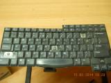 Tastatura Originala - Dell C540-C640 Functionala dar cu 5-6 butoane lipsa