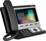 Videotelefon Fanvil D900, 4 linii SIP, LCD 7inch touchscreen, camera 5MP, Android 4.2