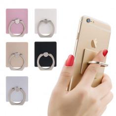 Suport pentru telefon, Cu inel, Maro, C162