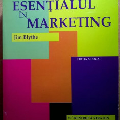 Jim Blythe - Esentialul in marketing