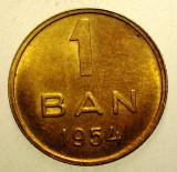 2.392 ROMANIA RPR 1 BAN 1954 XF