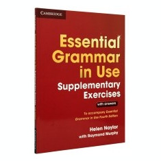 Essential Grammar in Use. Supplementary Exercises. Second edition with answers