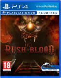 Until Dawn Rush Of Blood PSVR (PS4), Sony
