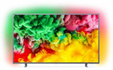 Televizor LED Philips 139 cm (55inch) 55PUS6703/12, Ultra HD 4K, Smart TV, Ambilight, WiFi, CI+