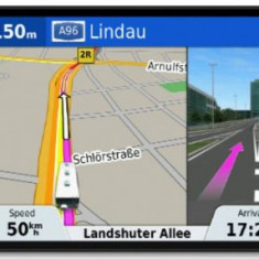 Sistem de navigatie Garmin Camper 770 LMT-D, rulota, Touchscreen 6.95inch, Bluetooth, Wi-Fi, Harta Full Europa, Actualizari gratuite pe viata