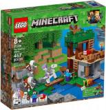 LEGO® Minecraft Atacul scheletelor 21146
