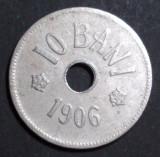 A4273 10 bani 1906