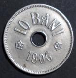 A4279 10 bani 1906 J