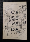 Radu Petrescu - Ce se vede (prima ediție)
