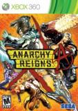 Anarchy Reigns (Xbox360), Sega