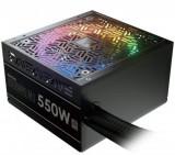 Sursa Gamdias Astrape M1, 550W, Iluminare RGB