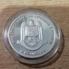 BREG 28 - EFIGIE MILITARA - MONOCROMA - ARMATA ROMANA