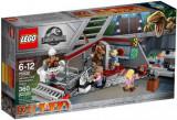 LEGO® Urmarirea Velociraptorului Din Jurassic Park 75932