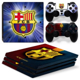 Skin / Sticker FCB Playstation 4 PS4 PRO