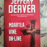 Moartea vine online-Jeffery Deaver