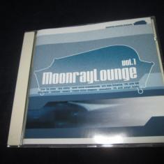 Various - Moonray Lounge , vol.1 _ CD,compilatie _ Moonray Rec(EU , 2001 )