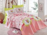 Set cuvertura pentru pat dublu Eponj Home, 143EPJ6219, bumbac