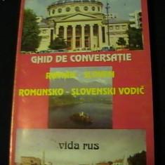 GHID DE CONVERSATIE ROMAN-SLOVEN-VIDA RUS-, Alta editura