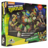 Puzzle 240 piese - Teenage Mutant Ninja Turtles - Gata de lupta, Noriel