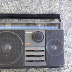 RADIO PHILIPS D 2122 ,FUNCTIONEAZA .