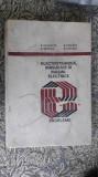 ELECTROTEHNICA, MASURARI SI MASINI ELECTRICE. PROBLEME -- B. RADOVICI, C. BOGDAN