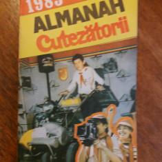 Almanah Cutezatorii 1983  / C2P