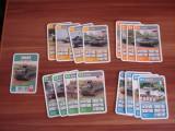 Set  Cartonase  de  colectie - tancuri