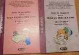 Matematica. Ghid de pregatire pt teza cu subiect unic. Clasa a VIII a (2 vol)