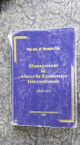 Management In Afacerile Economice Internationale Tratat -ALEXANDRU PUIU