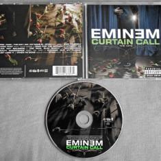 Eminem - Curtain Call The Hits CD