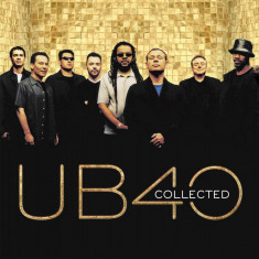UB40 Collected HQ LP (2vinyl)