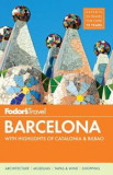 Fodor's Barcelona: With Highlights of Catalonia & Bilbao [With Map], Paperback