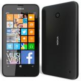 Resigilat: Nokia Lumia 630 - 4.5 IPS, Quad-Core 1.2GHz, 8GB - negru RS125012703
