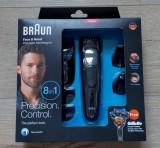 Kit tuns Braun 8 in 1 - livrare doar in Bucuresti