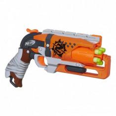Arma de jucarie Nerf Zombie Hammershot, Hasbro