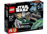 Yoda's Jedi Starfighter (75168)