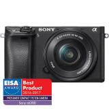 Resigilat: Sony Alpha A6300 black 16-50mm OSS RS125024873-4