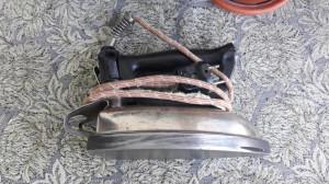 FIER DE CALCAT CU SAMOTA ELECTRO MURES 450 WATI