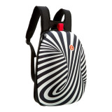 Ghiozdan tip rucsac ZIPIT Shell zebra 5894