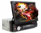 DVD PLAYER AUTO UNIVERSAL ECRAN RETRACTABIL 7'' CARKIT USB SD ZS-8801