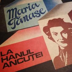 vinil muzica - Maria Tanase - la hanul Ancutei