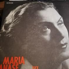 vinil muzica - Maria Tanase -III